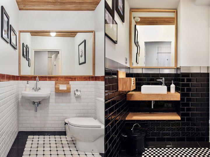 restaurant restrooms - Restaurant Bathroom Design