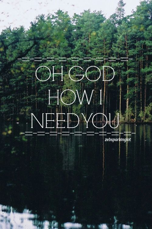 Lord I need, Oh I need You, Every hour I need You - My one defense, my righteousness, Oh God how I need YOU!