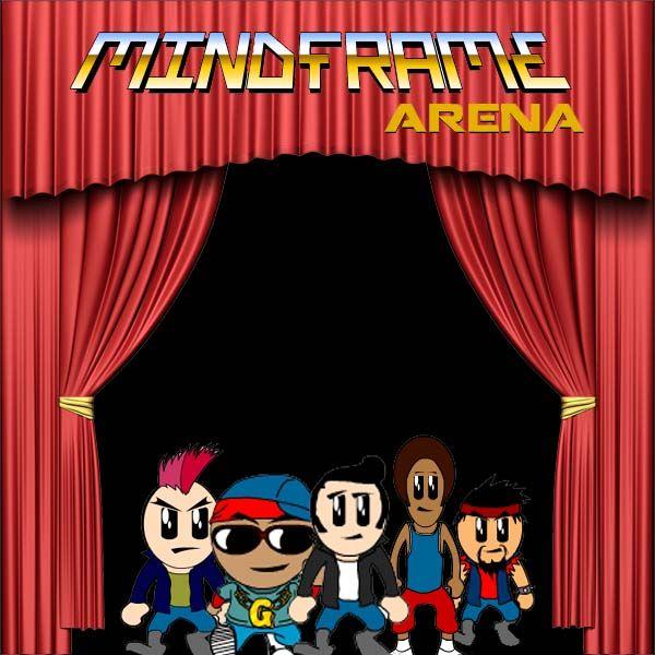 Boy Band Mindframe Arena! #gamedev #illustration #design #mobile #game