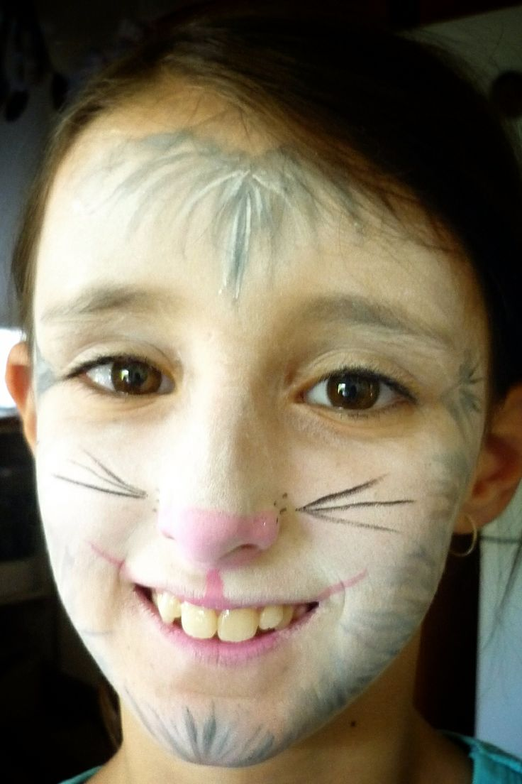 how to make face paint with flour