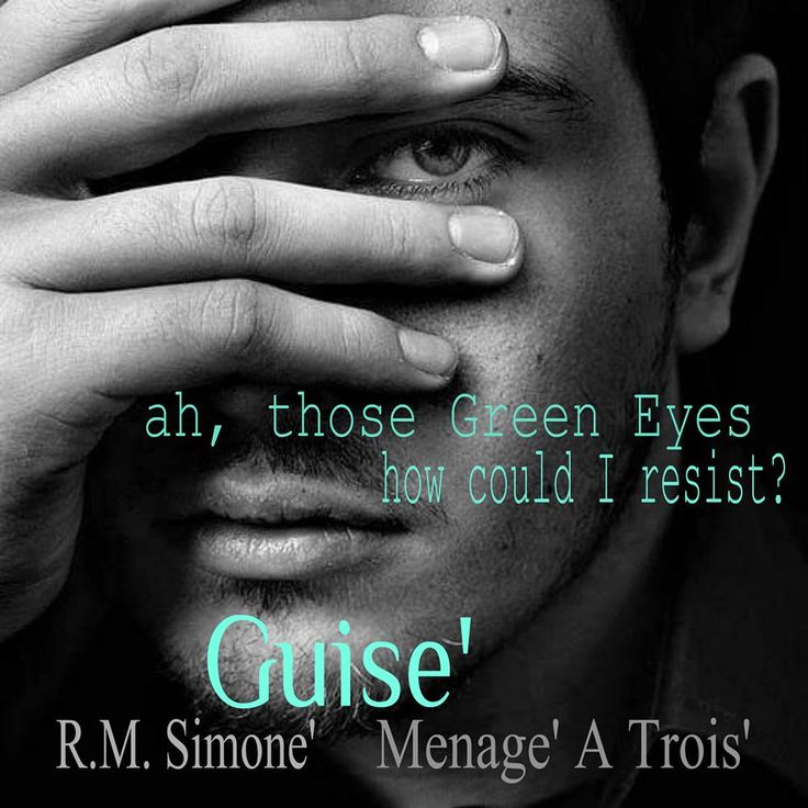 Guise' arc and trilogy Menage A Trois' R.M.Simone'