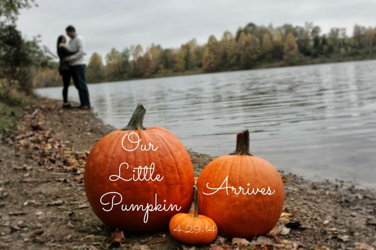 Fall maternity photo shoot idea