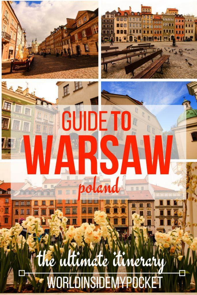 Guide to Warsaw: Polish City Breaks | Highlights of Europe | Europe