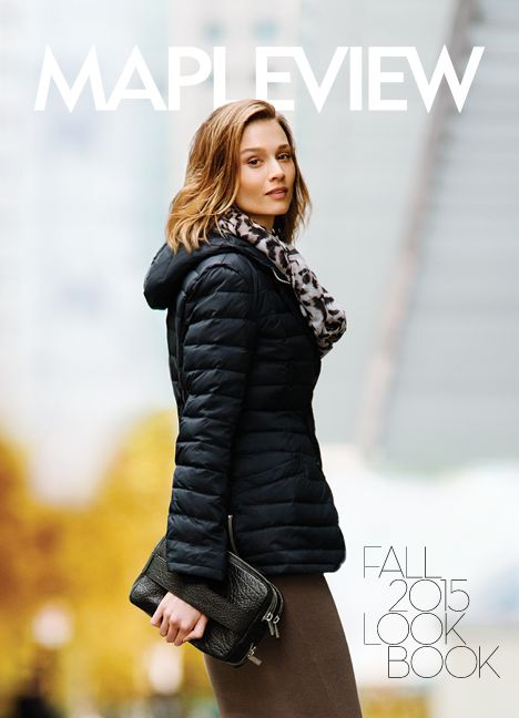 Explore the season's must-haves in Mapleview's Fall Look Book, and enter to win one of five $500 Mapleview Gift Cards!