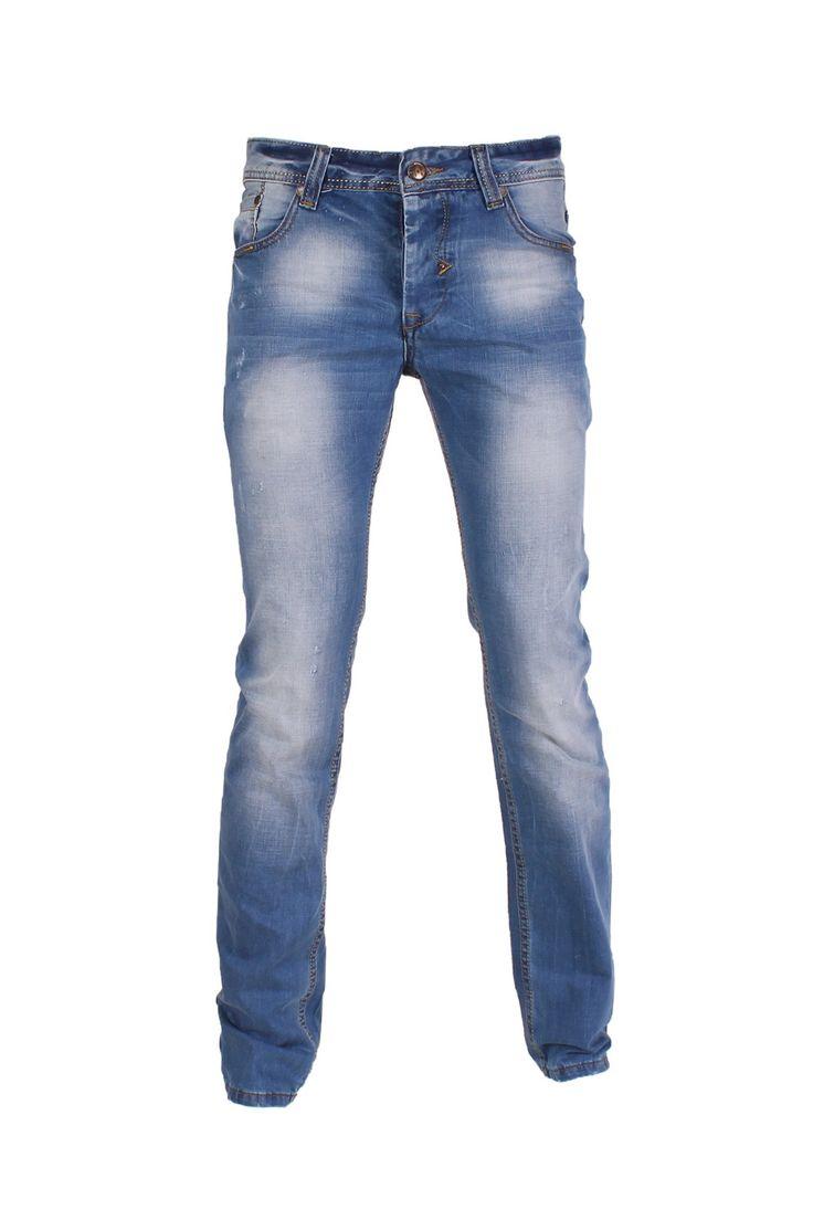 Pantalón vaquero Jeans hombre recto ajustado claro Condición:  Nuevo Descripción semi-delgado cierre de botones Cuatro bolsillos modelo clásico Composición 100% Algodón Categoría pantalón vaquero jeans Paquetes 12 unidades Los paquetes de color Tamaño : 30, 32, 34, 36, 38, 40 De color Azul Jeans claro  mayoristas de ropa pantalones vaqueros al por mayor: http://intueriecommerce.com/es/