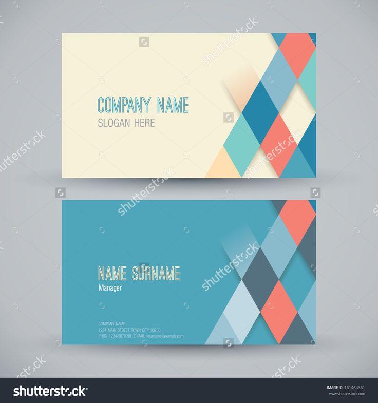 namecard design - Google Search