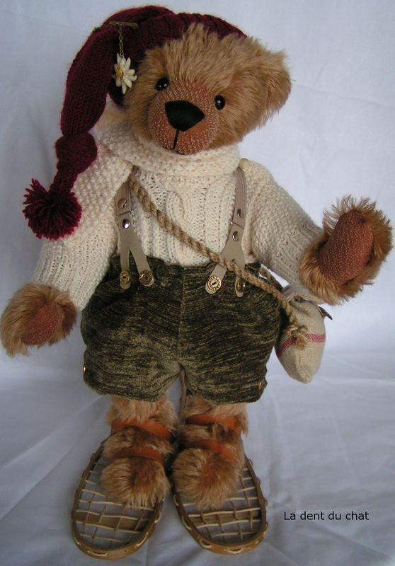 L'ours à raquette