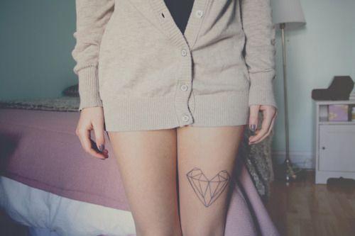 tatouage géométrique: