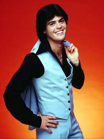 Donny Osmond The Sweet And Innocent Singer Became A Fan Favorite In 1970s