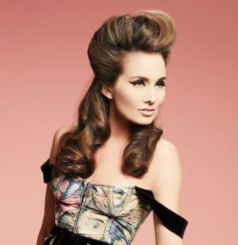 Quick Quiff Hairstyles #VintageHairstyles #Hairstyles-pin it by #carden