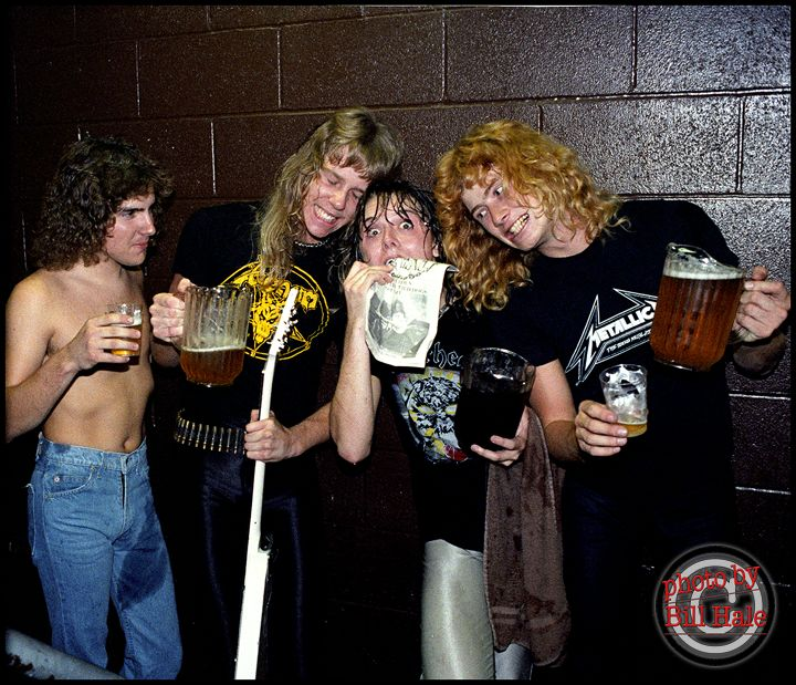 Metallica Band Live That metallica will become