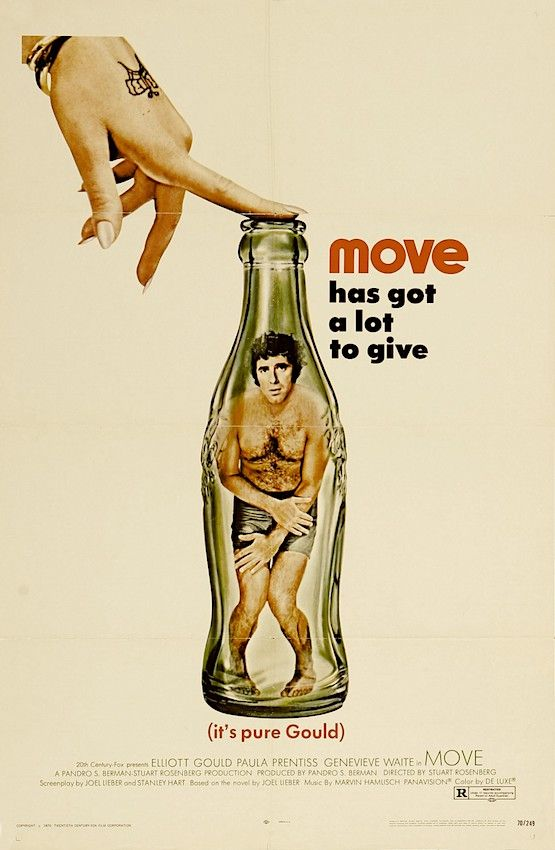 Move Stuart Rosenberg, 1970