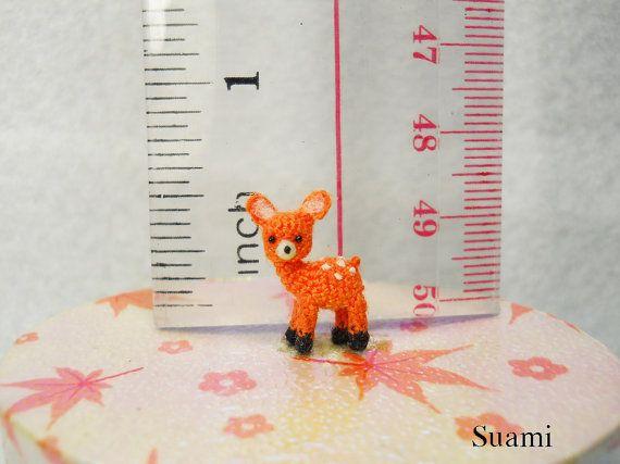 109 best SuAmi Miniature Crochet Animals images on Pinterest ...