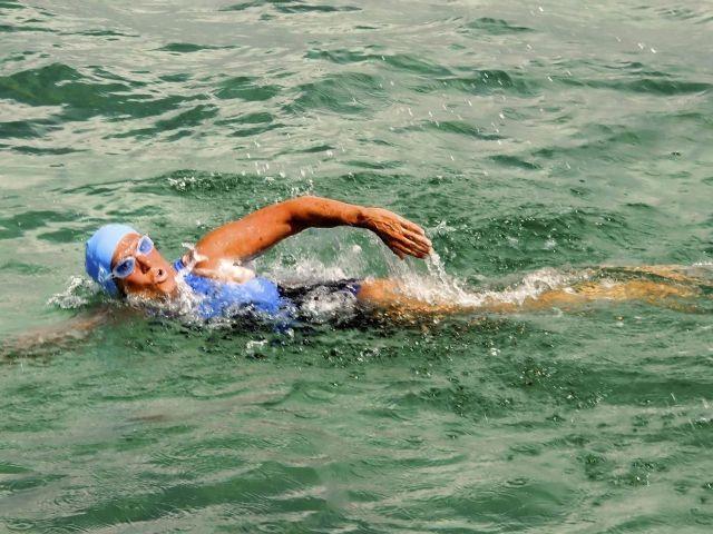 Nadadora Diana Nyad supera tormenta en su travesía de Cuba a EE.UU. - FACO UTP Comunicaciones