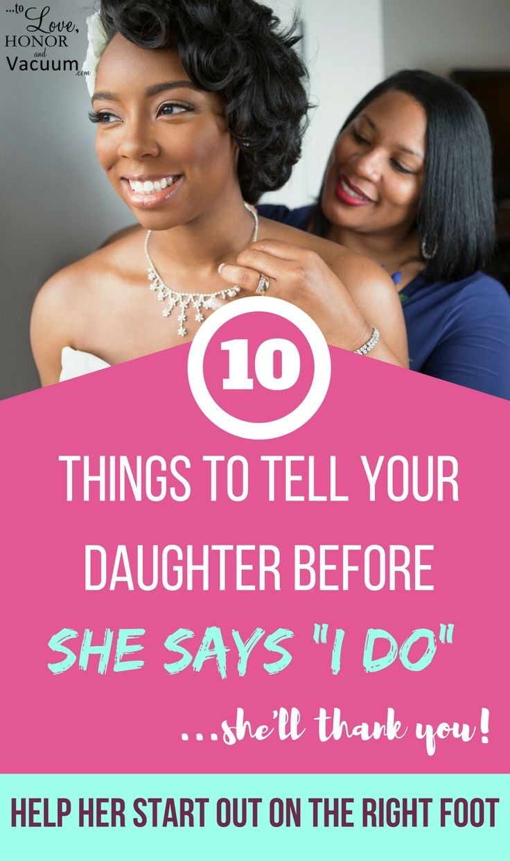 21 Things I Will Teach My Daughter About Dating