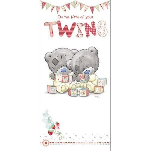 Birth of Twins Me to You Bear | Tatty Teddy - Baby | Tatty ...