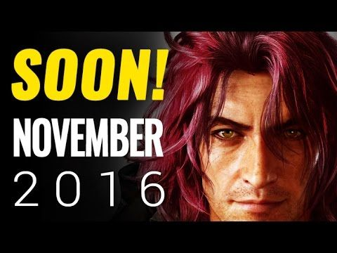 Top Upcoming Games of November 2016 | Coming Soon to PC, PS4, Xbox One - http://freetoplaymmorpgs.com/ps4/top-upcoming-games-of-november-2016-coming-soon-to-pc-ps4-xbox-one
