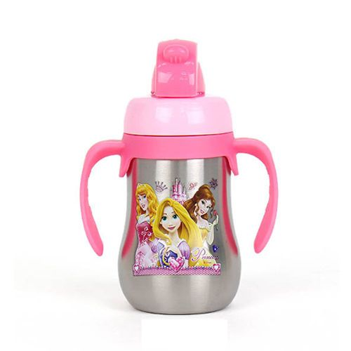Housewares Household Articles- Princess strow waterbottle 4EA