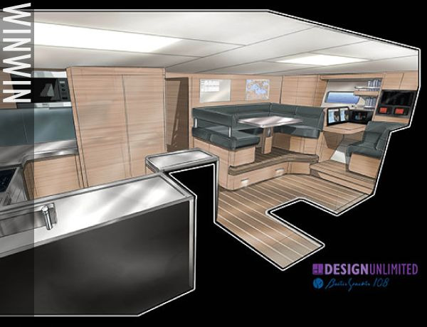 Designunlimited Images Custom Sailing Yacht DesignSketch BooksDesign InteriorsScrapbooksYachtsCut