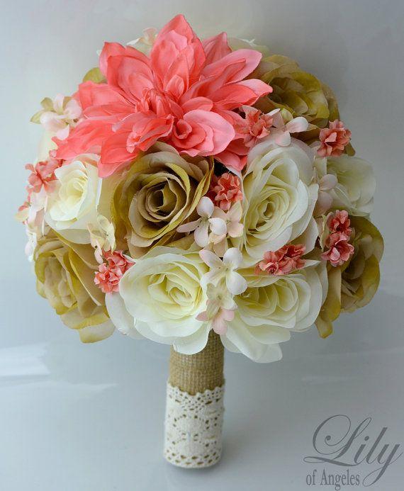 38 best Wedding Flowers images on Pinterest   Bridal bouquets ...