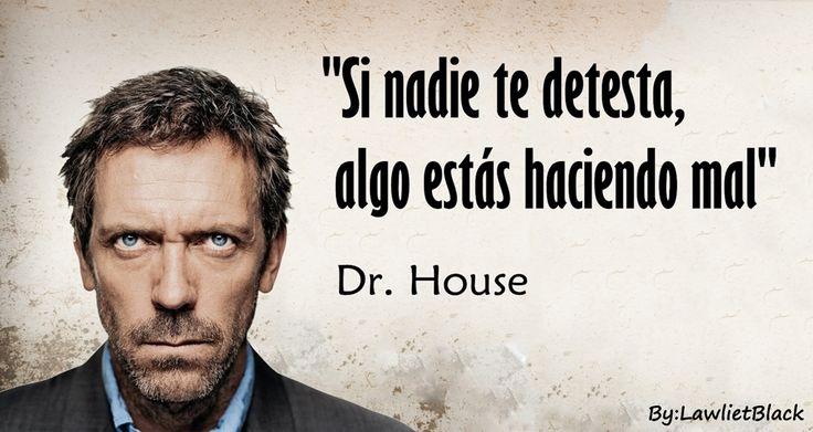 house frases
