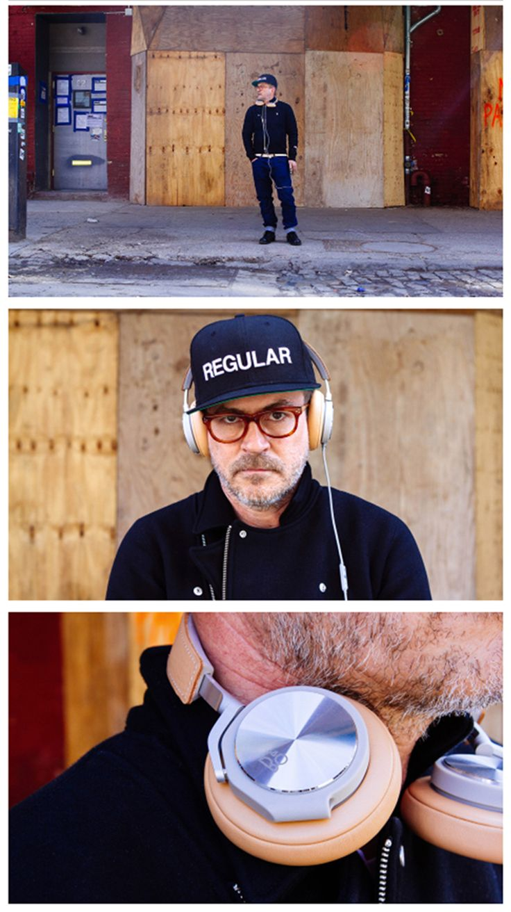 We met up with Mark McNairy on the streets of New York to take a closer look at what it means to be a master in the field of design  | B&O PLAY #BeoPlay #MarkMcNairy