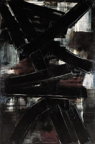 Pierre Soulages, 1957