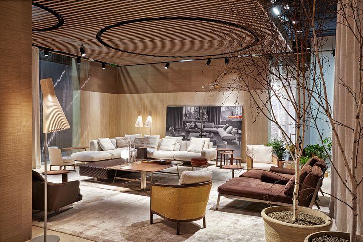 FLEXFORM SOFT DREAM sectional #sofa #design Antonio Citterio