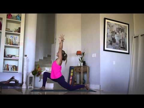 10 Minute Yoga Flow!