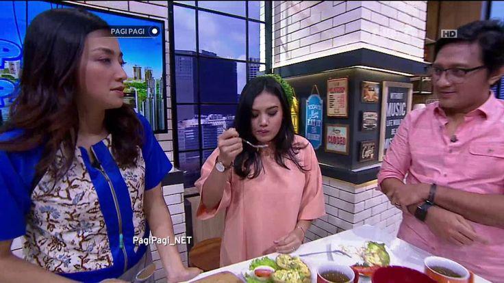 Cooking Time -  Membuat Makanan Sehat Untuk Ibu Menyusui Bersama Herfiza