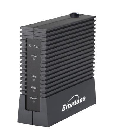 DT820 Single port modem Binatone