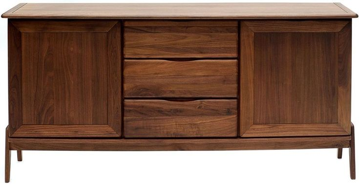 Willis and Gambier Willow Valley Walnut Large Sideboard #sideboard #walnutsideboard #walnutcabinet #desktable #trunktable