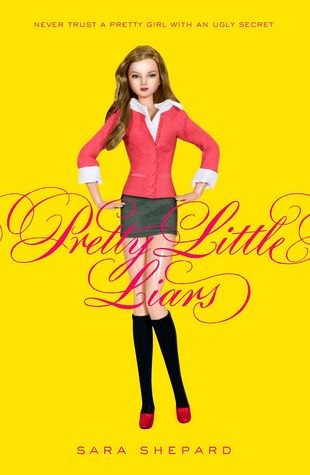49) A book based on or turned into a TV show -  Pretty Little Liars - Jan 30th, 2015