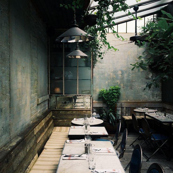 Beautiful interiors | Cafe Collette #newyorkcity #vscocam #vsco | csanyi | VSCO Grid