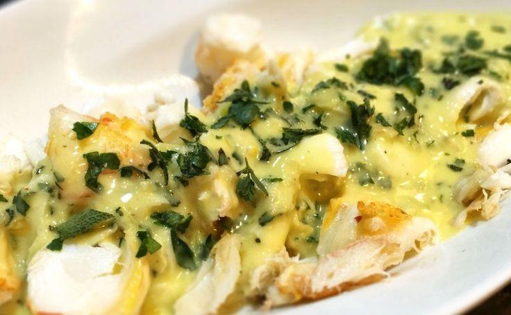 skinnymixer's Creamy Garlic Sauce