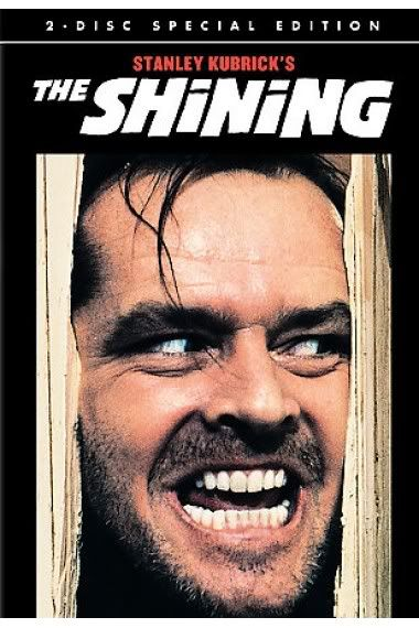 The Shining 1980 A family heads to an isolated hotel for the winter where an evil and spiritual presence influences the father into violence, while his psychic son sees horrific forebodings from the past and of the future.