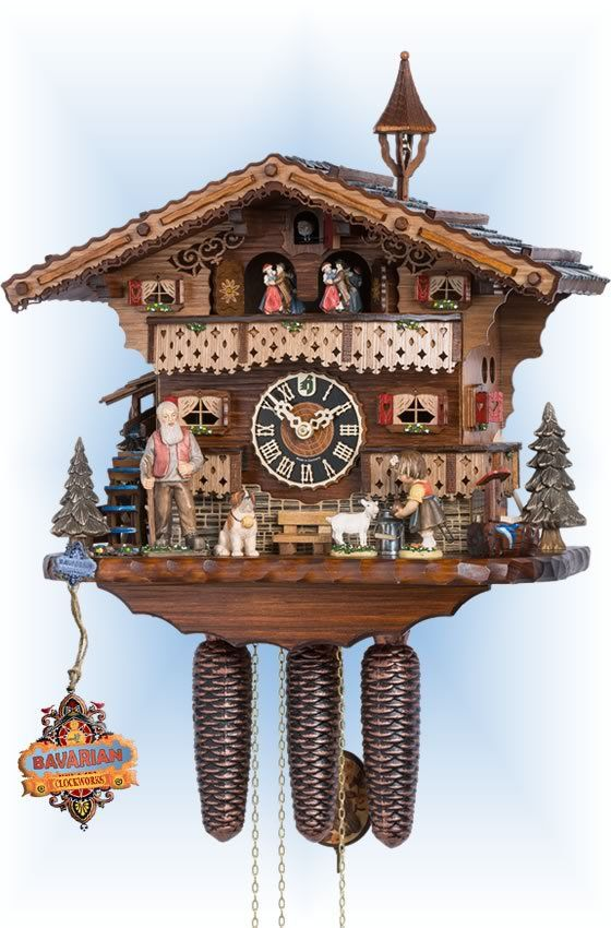 68 Best Cuckoo Clocks Chalet Style Images On Pinterest Chalet Style Cottage Style And