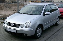 VW Polo 9N Getting one of these on Friday. But black. And a sedan.