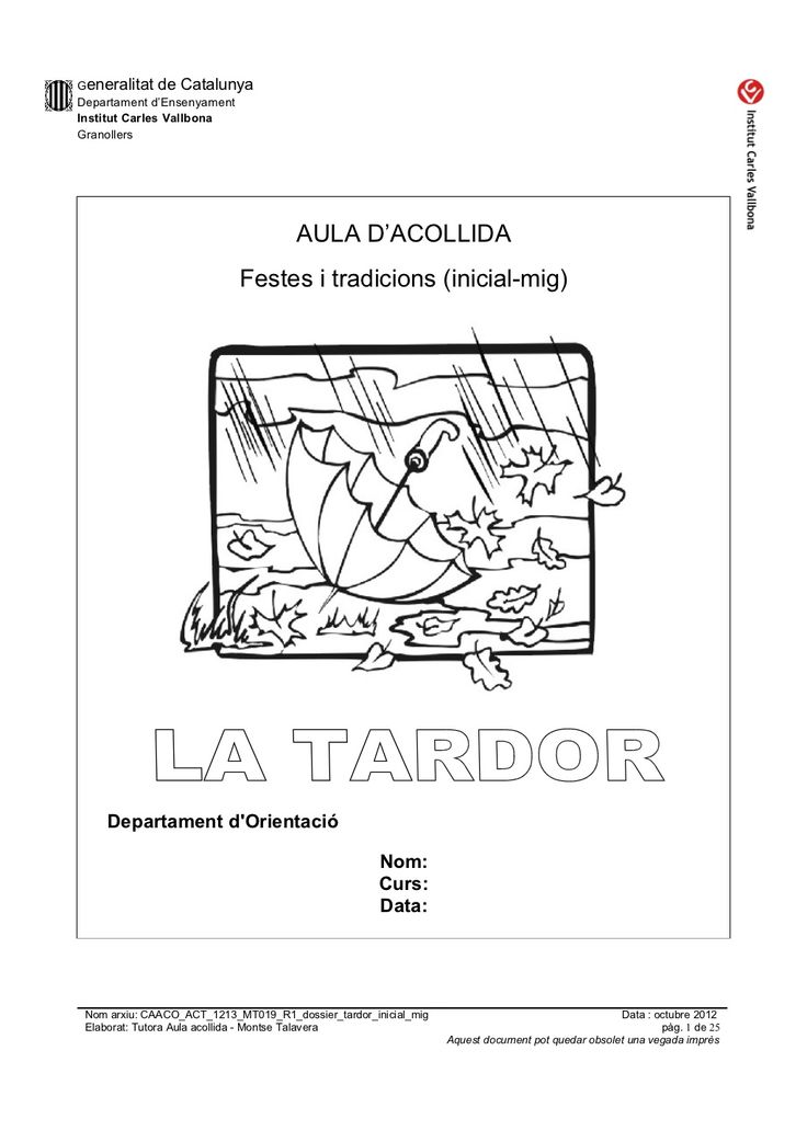 Caaco act 1213_mt019_r1_dossier_tardor_inicial_mig_ by mtalaverxtec via slideshare