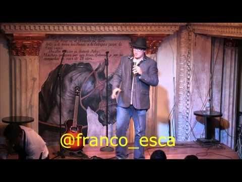 "Franco Escamilla .- ""La tercera ley"" (fragmento) ""Do babes"" (chiste)"