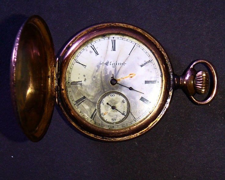 My grandfather was on the West Virginia when it was torpedoed at Pearl Harbor. After the ship was floated the Navy sent the contents of his footlocker to his family. Among the personal items was his gold pocket watch. Its hands frozen forever in time when the waters closed in on it. http://ift.tt/2r9yEMC