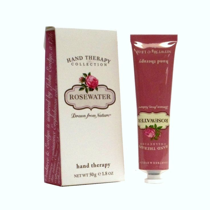 Crabtree and Evelyn Rosewater Hand Therapy 1.8 oz  $12.05