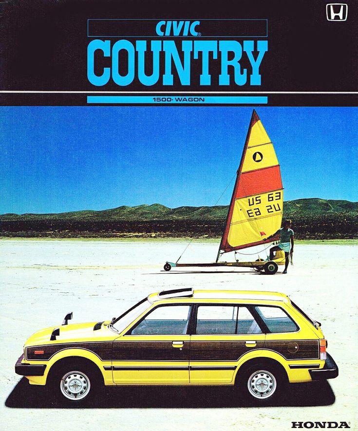 Honda Civic Country