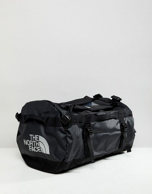 be84e27ad The North Face Base Camp Duffel Bag Small 50 Litres in Black in 2019 ...