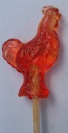 Kakasos nyalóka - retro gastro - retro édességek
