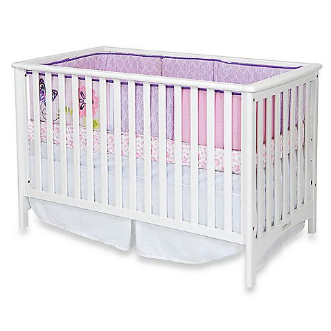 A Beautiful Crib Gives Your Babys Nursery An Air Of Elegance The London 3