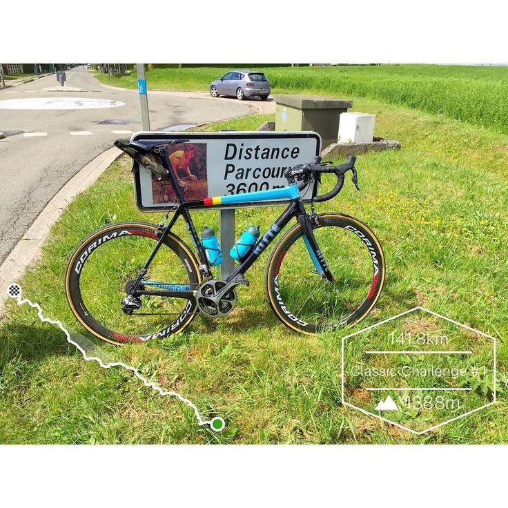 Retro 2017  #classichallenges #cc01 #ParisRouen #CoteJacquesAnquetil #ritte #vlaanderen #bikeporn #shimano #duraace #di2 #corima #pos #pieceofcake  #personofcolor #summertime #girocyclingshoes #maap #socks #sockdoping #colormatching #esthète #dandy #ridewithstyle #disco #getdown #nwa  #ambassordemoimeme #teamSGetVous