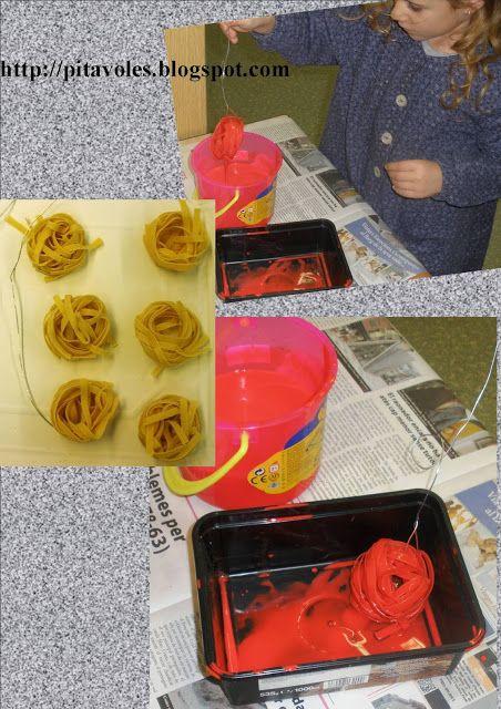 pitavoles: Rosa de Sant Jordi amb pasta