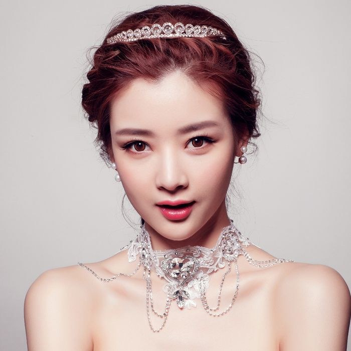 Wedding Hairstyle Korean: 12 Best Images About Hairstyle On Pinterest