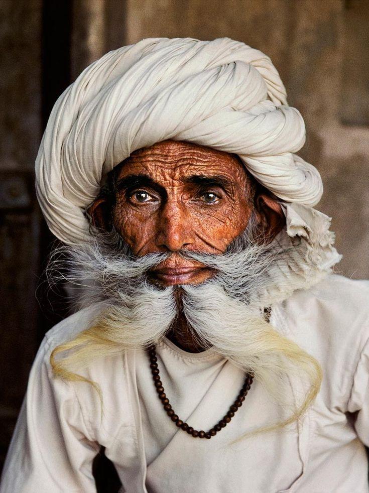 Hombre de la India.